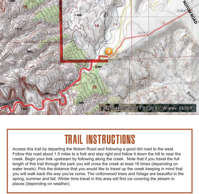 Pleasant Creek Trail