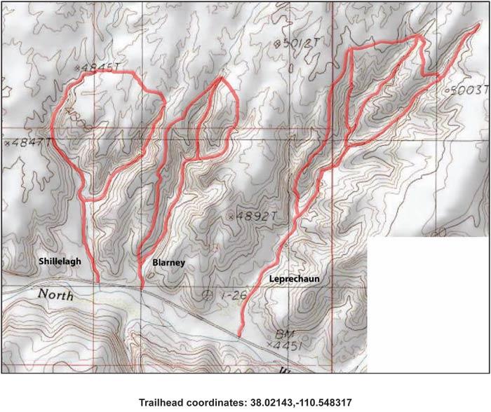 Shillelagh Trail